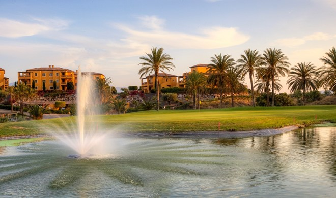 Murcia, Spanien, Valle del Este Golf Club
