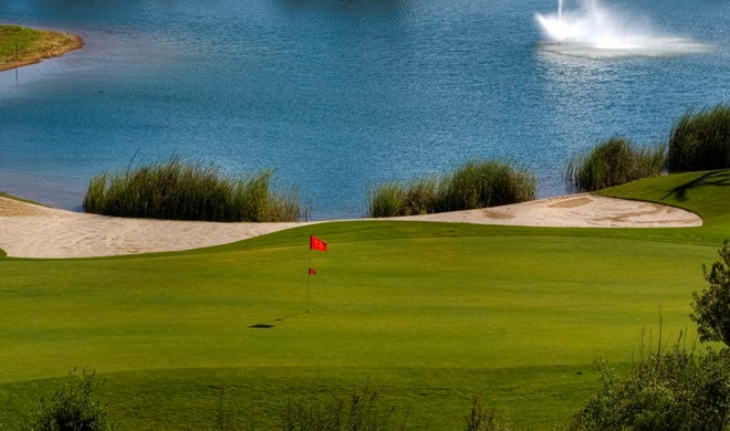 Algarve, Portugal, Silves Golf Pestana Golf Resort