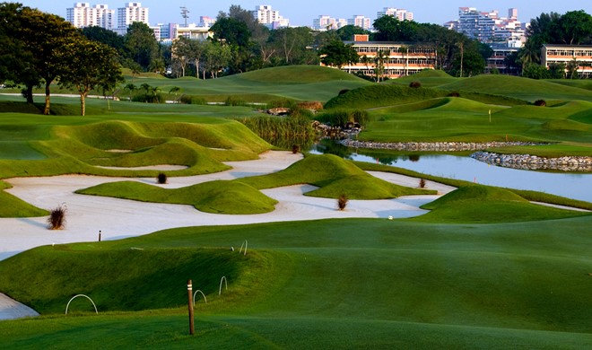 Singapore, Singapore, Laguna National Golf & Country Club