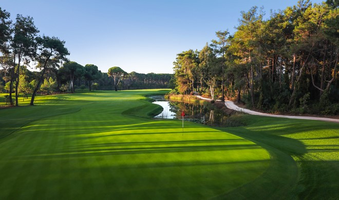 Belek, Tyrkiet, National Golf Club