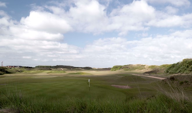 Flandern, Belgien, Royal Ostend Golf Club