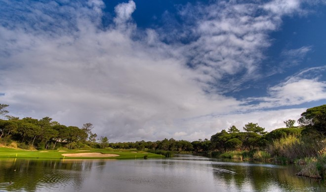 Algarve, Portugal, San Lorenzo Golf Course