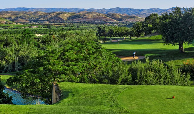 Algarve, Portugal, Benamor Golf