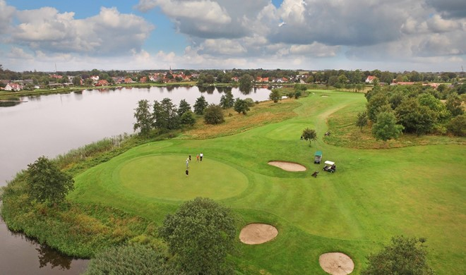Jylland, Danmark, Royal Oak Golf Club