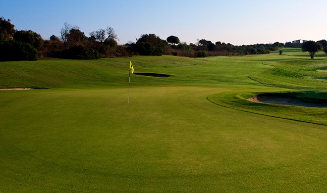 Algarve, Portugal, Espiche Golf Course