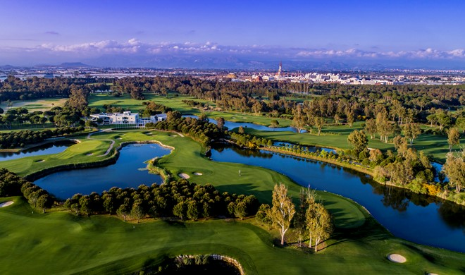 Belek, Tyrkiet, PGA National Turkey Antalya Golf Club