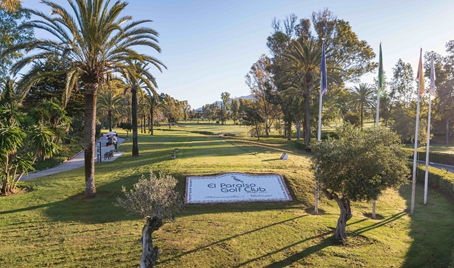 Costa del Sol, Spanien, El Paraiso Golf Club