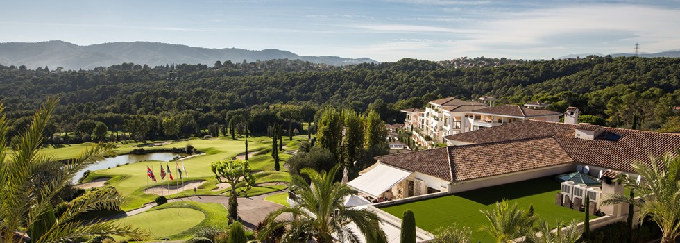 Sydfrankrig, Frankrig, Royal Mougins Golf Resort