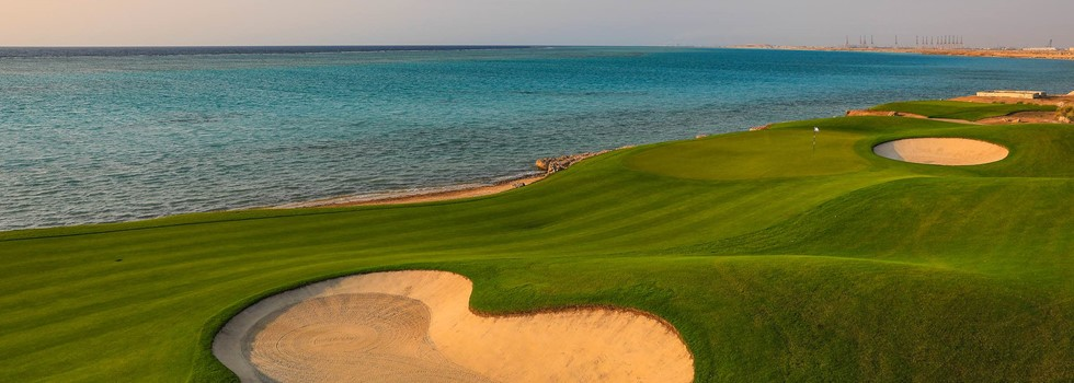 Jeddah, Saudi Arabien, The Royal Greens Golf and Country Club