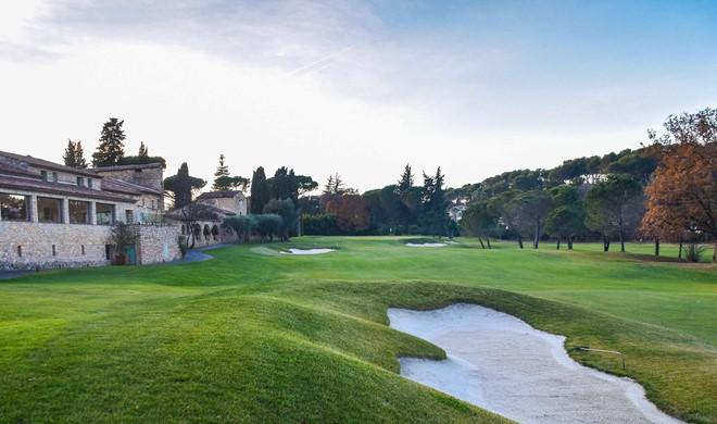 Sydfrankrig, Frankrig, Cannes-Mougins Golf & Country Club