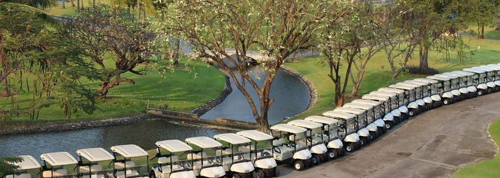 Bangkok, Thailand, Royal Lakeside Golf Club