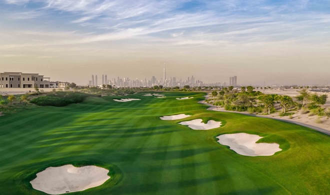 Dubai Hills kåret som 'World's Best New Course'.