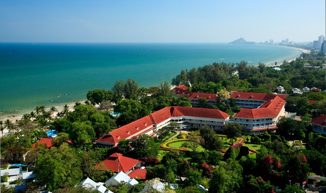 Hua Hin, Thailand, Centara Grand Beach Resort