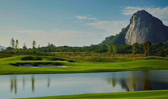 Pattaya, Thailand, Chee Chan Golf Resort