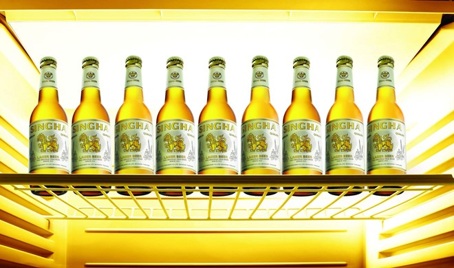 Singha Beer ny sponsor ved Race to Thailand