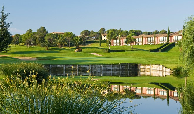 Costa Brava, Spanien, TorreMirona Golf Club