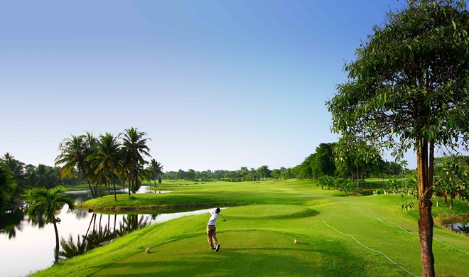 Chiang Mai, Thailand, Summit Green Valley Chiangmai Country Club