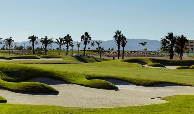 Murcia, Spanien, Mar Menor Village Golf
