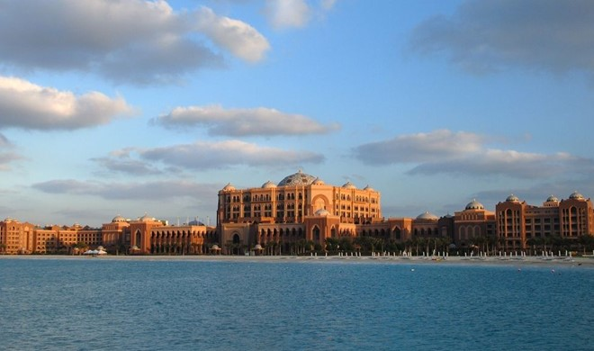 Abu Dhabi, Forenede Arabiske Emirater, The Emirates Palace