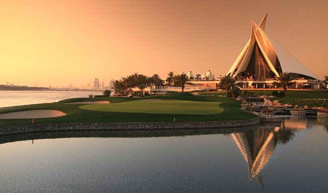 Dubai, Forenede Arabiske Emirater, Dubai Creek Golf & Yacht Club