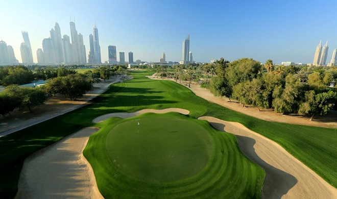 Dubai, Forenede Arabiske Emirater, Emirates Golf Club