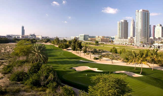 Video: Golf in Dubai