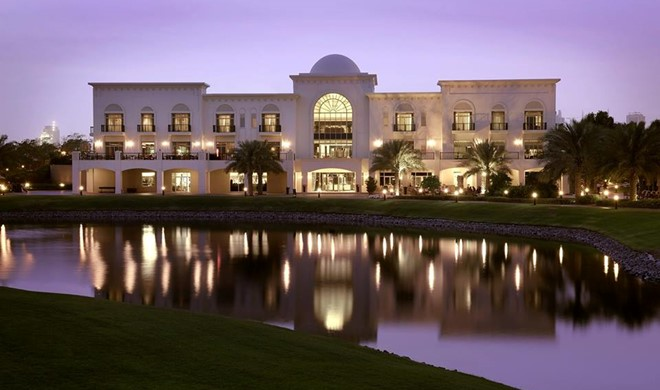 Dubai, Forenede Arabiske Emirater, The Address Montgomerie Dubai