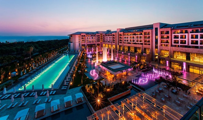 Belek, Tyrkiet, Regnum Carya Golf & Spa Resort