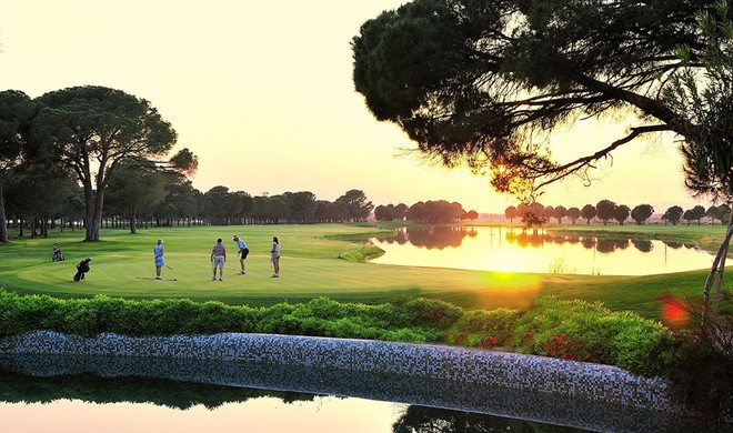 Belek, Tyrkiet, Gloria Golf Resort