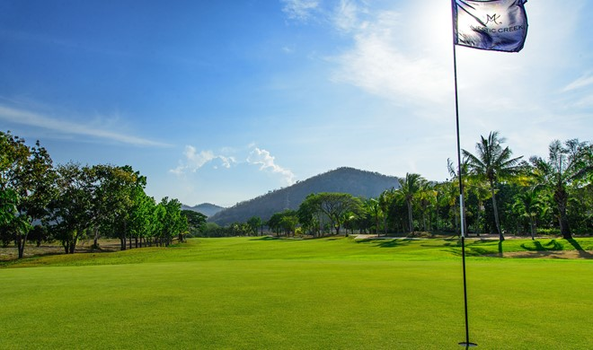 Hua Hin, Thailand, Majestic Creek Golf Club