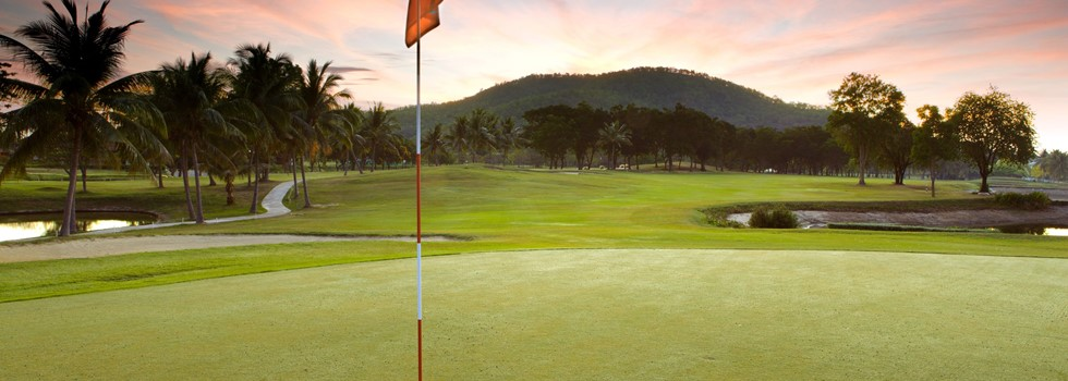Hua Hin, Thailand, Palm Hills Golf Club