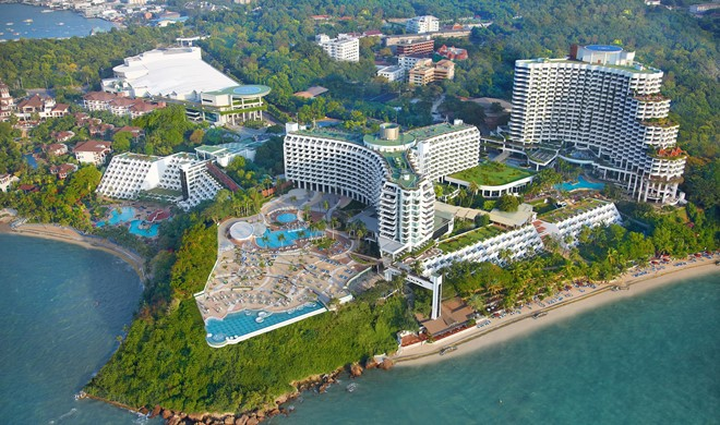 Pattaya, Thailand, Royal Cliff Hotels Group