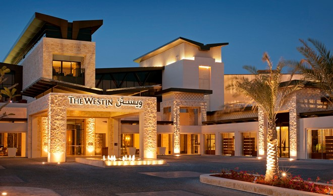 Abu Dhabi, Forenede Arabiske Emirater, Westin Abu dhabi Golf Resort & Spa