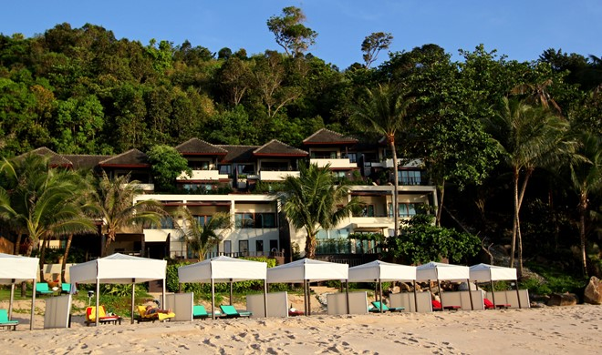 Phuket, Thailand, Andaman White Beach Resort