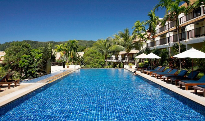 Phuket, Thailand, The Blue Marine Resort & Spa Phuket