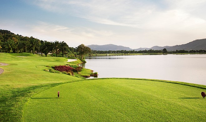 Phuket, Thailand, Loch Palm Golf Club