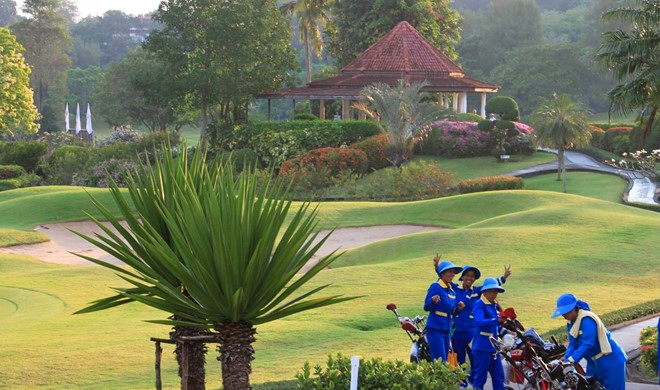 Phuket, Thailand, Phuket Country Club