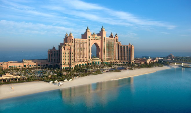 Dubai, Forenede Arabiske Emirater, Atlantis the Palm Dubai