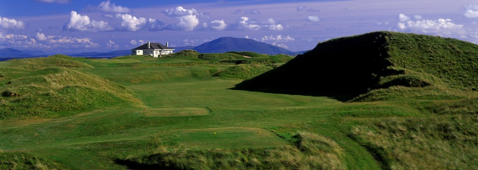 Det vestlige Irland, Irland, Carne Golf Links