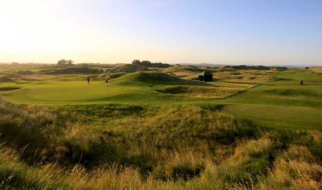 Det østlige Irland, Irland, County Louth Golf Club