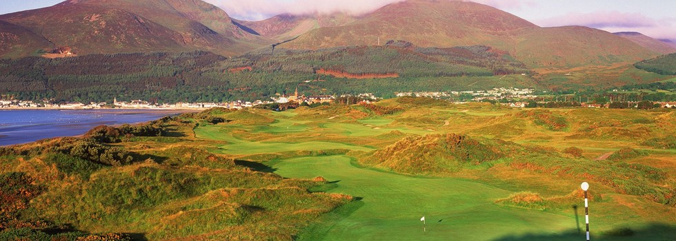Det nordlige Irland, Irland, Royal County Down
