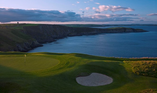 Det sydlige Irland, Irland, Old Head Golf Links