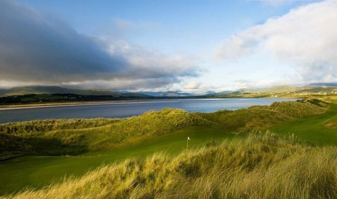 Det sydlige Irland, Irland, Waterville Golf Links
