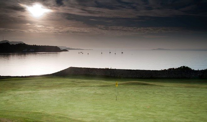 Fife, Skotland, Aberdour Golf Club