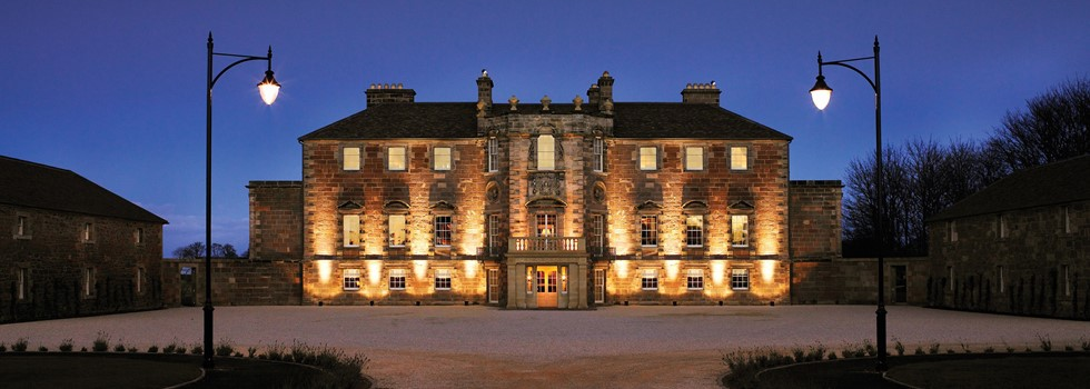 Edinburgh & East Lothian, Skotland, Archerfield House