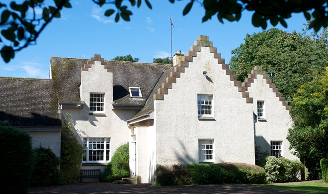 Edinburgh & East Lothian, Skotland, Colonel's House