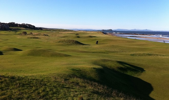 Edinburgh & East Lothian, Skotland, North Berwick Golf Club