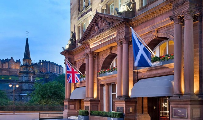 Edinburgh & East Lothian, Skotland, Waldorf Astoria Edinburgh