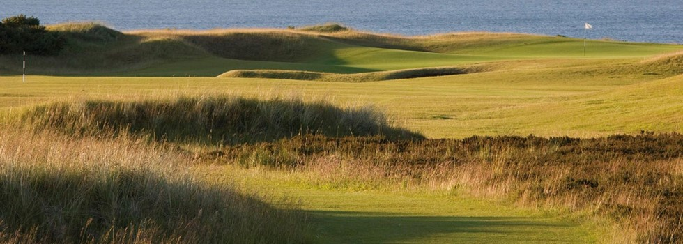 Fife, Skotland, Kingsbarns Golf Links