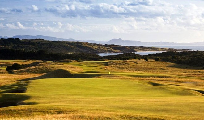 Edinburgh & East Lothian, Skotland, Muirfield Golf Club